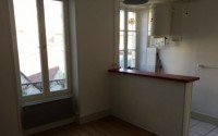 Nevers centre ville appartement type 2