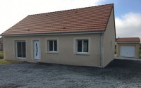 Pavillon type 5 de plain pied  RT 2012